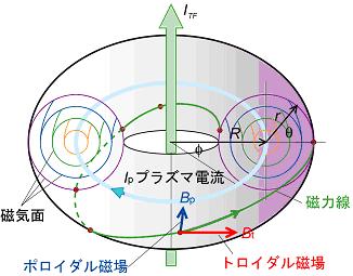 イメージング計測が解明した核融...
